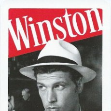 Barajas de cartas: BARAJA ESPAÑOLA PUBLICITARIA WINSTON(JOVEN AÑOS 20)FOURNIER-AÑOS 90. Lote 57680359