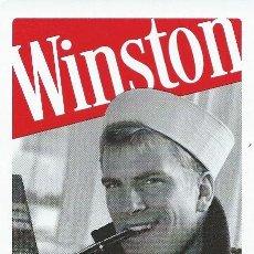 Barajas de cartas: BARAJA ESPAÑOLA PUBLICITARIA WINSTON(JOVEN MARINERO)-FOURNIER-AÑOS 90. Lote 57680425