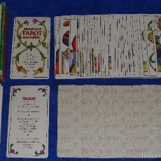 Baralhos de cartas: TAROT - FOURNIER (1978). Lote 57685821
