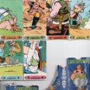 Barajas de cartas: CARTOPUZZLE ASTERIX -JUEGO PUZZLE DE 60 CARTAS A FALTA DE UNA. Lote 57809380
