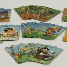 Barajas de cartas: CRO-014. BARAJA DE 42 CARTAS. FAMILIA DE 7 PAISES. HERACLIO FOURNIER. S/F.. Lote 52728064