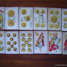 Barajas de cartas - BARAJA CLASICA - CERVANTES / EL QUIJOTE - 48 cartas / naipes - Completa - Magatzems Jorba - 57955616