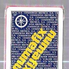 Barajas de cartas: BARAJA DE CARTAS PUBLICITARIA. NUMAFIX. HERACLIO FOURNIER. 50 CARTAS. SIN ABRIR.. Lote 57987602