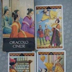 Barajas de cartas: TAROT ORACULO CHINO. Lote 58088515