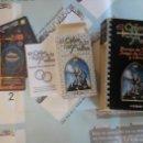 Barajas de cartas: TAROT EL SEÑOR DE LOS ANILLOS CON LIBRO. Lote 58120986