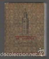 MUY INTERESANTE BARAJA - VARIEDAD - FOURNIER SA - MONUMENTOS DE ESPAÑA - J. MANUEL PITA (Juguetes y Juegos - Cartas y Naipes - Otras Barajas)