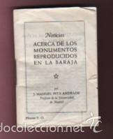 Barajas de cartas: muy interesante baraja - variedad - fournier sa - monumentos de españa - j. manuel pita - Foto 4 - 58131423