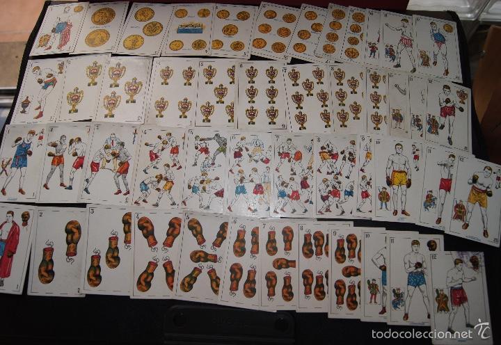 BARAJA COLECCION MONEDAS COMPLETA 48 CARTAS PUBLICIDAD CHOCOLATES AMATLLER 1923 RARA (Juguetes y Juegos - Cartas y Naipes - Otras Barajas)