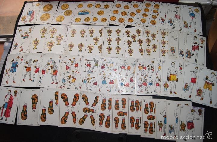 Barajas de cartas: BARAJA COLECCION MONEDAS COMPLETA 48 CARTAS PUBLICIDAD CHOCOLATES AMATLLER 1923 RARA - Foto 2 - 58214642