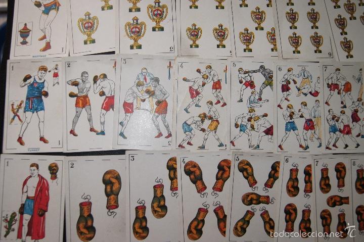 Barajas de cartas: BARAJA COLECCION MONEDAS COMPLETA 48 CARTAS PUBLICIDAD CHOCOLATES AMATLLER 1923 RARA - Foto 4 - 58214642