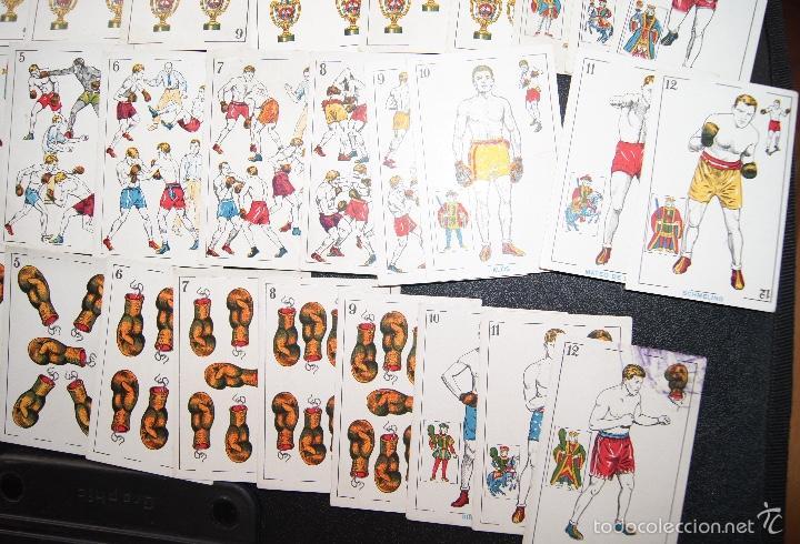 Barajas de cartas: BARAJA COLECCION MONEDAS COMPLETA 48 CARTAS PUBLICIDAD CHOCOLATES AMATLLER 1923 RARA - Foto 6 - 58214642