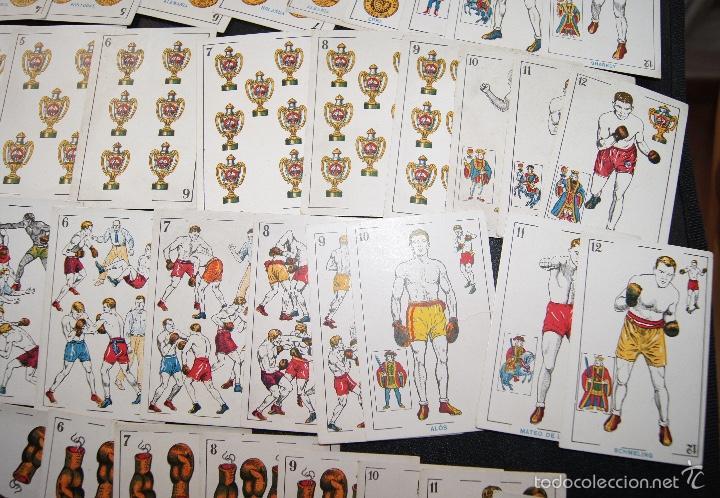 Barajas de cartas: BARAJA COLECCION MONEDAS COMPLETA 48 CARTAS PUBLICIDAD CHOCOLATES AMATLLER 1923 RARA - Foto 7 - 58214642