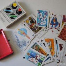 Barajas de cartas: BARAJA ESPAÑOLA DE PINTORES MURCIANOS. Lote 58218575