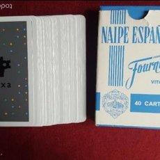 Barajas de cartas - Baraja cartas fournier publicidad kutxa - 58242995