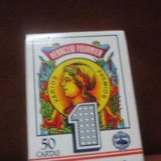 Barajas de cartas: BARAJA ESPAÑOLA 50 CARTAS NAIPES FOURNIER. Lote 58245661