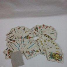 Barajas de cartas: BARAJA DE CARTAS EN MINIATURA DE KIOSKO - COMPLETA . Lote 58350947