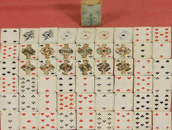 BARAJA DE POKER. 54 CARTAS. JMC. FABRICADO EN SUIZA. SIGLO XIX. (Juguetes y Juegos - Cartas y Naipes - Otras Barajas)
