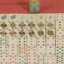Barajas de cartas: BARAJA DE POKER. 54 CARTAS. JMC. FABRICADO EN SUIZA. SIGLO XIX. . Lote 58373775