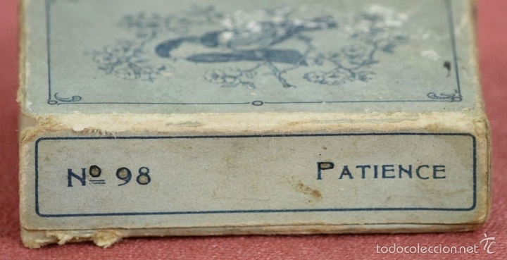 Barajas de cartas: BARAJA DE POKER. 54 CARTAS. JMC. FABRICADO EN SUIZA. SIGLO XIX. - Foto 9 - 58373775