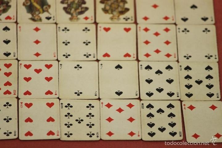 Barajas de cartas: BARAJA DE POKER. 54 CARTAS. JMC. FABRICADO EN SUIZA. SIGLO XIX. - Foto 12 - 58373775