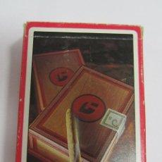 Barajas de cartas: BARAJA DE CARTAS. PUBLICITARIA. PUROS. TABACALERA. ESPAÑOLA. VER. Lote 58459872