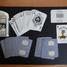 Barajas de cartas: BARAJA DE PÓKER CASINO GOLDEN NUGGET (LAS VEGAS - 1997). Lote 58486763