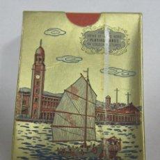 Barajas de cartas: BARAJA DE CARTAS. FAMOUS VIEWS OF HONG KONG. 54 CARTAS. Nº 505. PRECINTADA. Lote 222166431