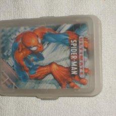 Barajas de cartas: BARAJA CARTAS ULTIMATE SPIDER-MAN. Lote 58511012