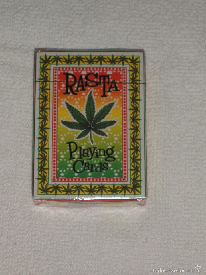 BARAJA DE CARTAS RASTA PLAYING CARDS (Juguetes y Juegos - Cartas y Naipes - Otras Barajas)