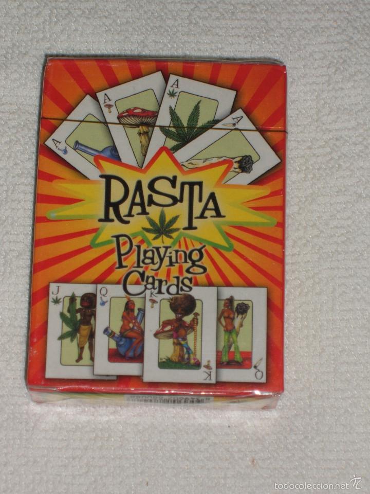 Barajas de cartas: Baraja de cartas Rasta playing cards - Foto 2 - 58511163