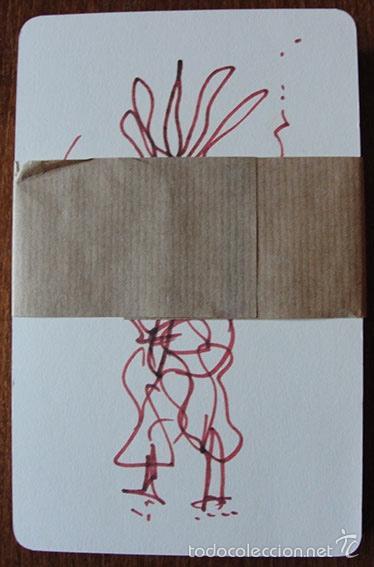 Barajas de cartas: MAX AUB - JUEGO DE CARTAS - DIBUJOS DE JUSEP TORRES CAMPALANS - Foto 2 - 58541534