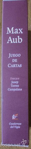 Barajas de cartas: MAX AUB - JUEGO DE CARTAS - DIBUJOS DE JUSEP TORRES CAMPALANS - Foto 4 - 58541534