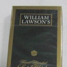 Barajas de cartas: BARAJA DE CARTAS. PUBLICITARIA. WILLIAM LAWSON'S. WHISKY. SIN ABRIR. PRECINTADA. Lote 58576487