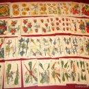 Barajas de cartas: BARAJA CROMOS DON QUIJOTE COMPLETA 48 CARTAS PUBLICIDAD CHOCOLATES PI 1918. Lote 58604781
