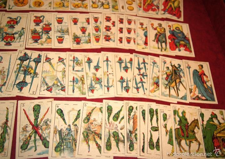 Barajas de cartas: BARAJA CROMOS DON QUIJOTE COMPLETA 48 CARTAS PUBLICIDAD CHOCOLATES PI 1918 - Foto 3 - 58604781