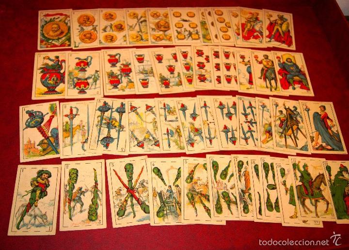 Barajas de cartas: BARAJA CROMOS DON QUIJOTE COMPLETA 48 CARTAS PUBLICIDAD CHOCOLATES PI 1918 - Foto 5 - 58604781