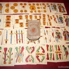 Barajas de cartas: BARAJA LA ARAÑA ILO-ILO HIJA DE ANTONIO COMAS BARCELONA 1932. Lote 58604889