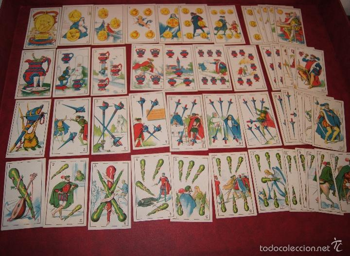 BARAJA 48 CROMOS DON JUAN TENORIO PUBLICIDAD CHOCOLATES EVARISTO JUNCOSA 1920 (Juguetes y Juegos - Cartas y Naipes - Baraja Española)
