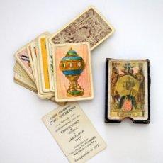 Mazzi di carte: NAIPES HISTORICOS IBERO AMERICANO EXPOSICIONES DE SEVILLA Y BARCELONA 1929. Lote 58609826