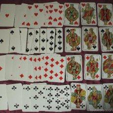 Barajas de cartas: BARAJA A ESTRENAR VIUDA E HIJOS DE HERACLIO FOURNIER BACCARAT Nº 14 SOBRE 1920 TIMBRE 1,50 PTAS. Lote 58670624