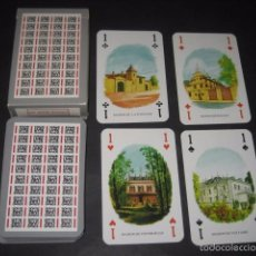 Barajas de cartas: BARAJA POKER CARTA MUNDI. GRANDES ESCRITORES . Lote 58951240