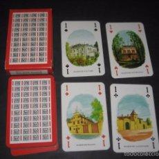 Barajas de cartas: BARAJA POKER CARTA MUNDI. GRANDES ESCRITORES . Lote 58951305