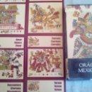 Barajas de cartas: TAROT ORACULO MEXICANO. Lote 59696655