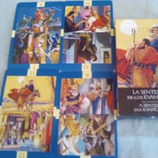 Barajas de cartas: TAROT LA SENTENCIA DE LOS EVANGELIOS. Lote 59696983