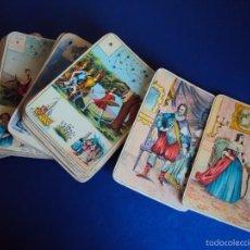 Barajas de cartas: (PA-1900)BARAJA ADIVINACION OCULTISMO ESOTERISMO , 47 NAIPES. Lote 59749020