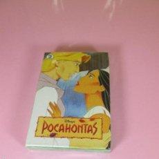 Barajas de cartas: BARAJA-ESPAÑA-POCAHONTAS 2-HERACLIO FOURNIER-DISNEY-PRECINTADA-VER FOTOS.. Lote 59808240