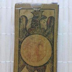 Barajas de cartas: REPRODUCCIÓN DE BARAJA PARA PIACENTINA. ITALIA 1884. DEL ORIGINAL DEL MUSEO FOURNIER. Lote 60195387