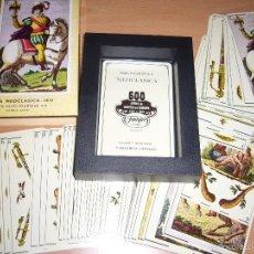 Barajas de cartas: CARTAS-BARAJA ESPAÑOLA NEOCLÁSICA FOURNIER-FIGURA JESÚS-MARÍA-MONJA-SANTO-ÁNGEL-NAVIDAD-COMUNIÓN-ASI. Lote 60391143