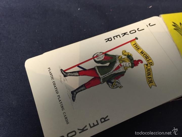 Barajas de cartas: baraja poker naipes souvenir london made in hong kong 1,8x9x6cms - Foto 3 - 60595111