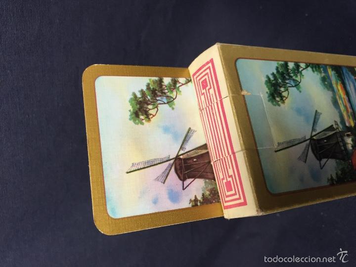 Barajas de cartas: baraja naipes poker carta mundi turnhout belgium 1,8x9x5,8cms - Foto 3 - 60595787